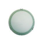 Светильник LIBRA 7620 C (d25) зеленый