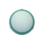 Светильник LIBRA 7621 B (d30) зеленый