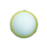Светильник LIBRA 7621 B (d30) желтый