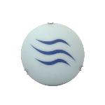 Светильник LIBRA 7622 C (d25) синий