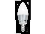 Лампа светодиодная Linel B 4.8W/LED3x1.5/833 E14 silver D