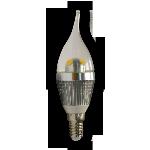 Лампа светодиодная Linel BFT 4.5W/LED3x1/833 E14 A
