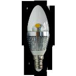 Лампа светодиодная Linel BT 4.5W/LED3x1/833 E14 A