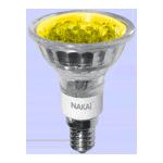 Лампа светодиодная R50 220V/LED18/yellow E14