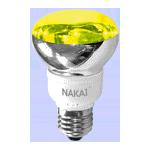 Лампа светодиодная R63 220V/LED20/yellow E27